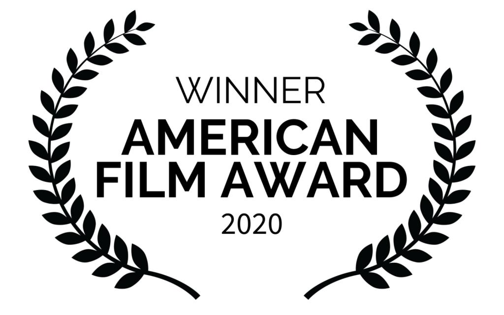 Winner - American Film Award crest